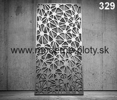 PLOTY GEOMETRY – Ploty-Brány-Zábradlia-Doplnky Tile Floor, Flooring, Texture, Crafts, Patrones, Balcony, Surface Finish, Wood Flooring, Crafting
