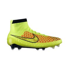 The Nike Magista Obra Men's Firm-Ground Soccer Cleat.
