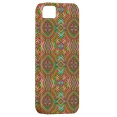 Rainbow Mosaic iPhone 5 Case by Graphic Allusions $44.95 #iphone5