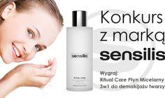 Konkurs! http://bafavenue.pl/wygraj-ritual-care-plyn-micelarny-3-w-1-do-demakijazu-twarzy-sensilis/ #konkurs #rozdanie #nagroda #kosmetyki #sensilis