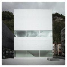 Morger + Dettli Architekten - Hilti art foundation [Vaduz, 2015]