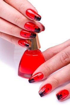 find 4 ideas for best nail designs Nail Designs 2014, Nail Polish Designs, Cool Nail Designs, Beautiful Nail Polish, Best Nail Polish, Get Nails, Fancy Nails, Easy Nail Art, Cool Nail Art