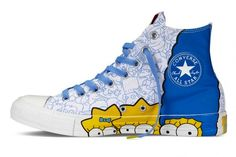 #Converse x The Simpsons  I would get for a gig!
