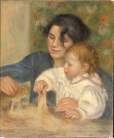 Pierre Auguste Renoir 1841 1919 Girls at the Piano 1892