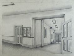 two point perspective drawing by Blacksapphire257 on deviantART