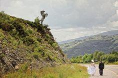 Irish landscapes for your wedding photos