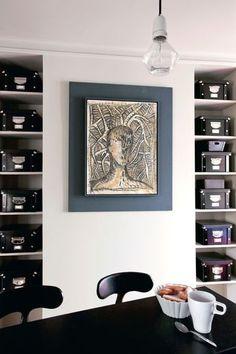 Un studio de 18 m2 qui fait le plein de charme shades of grey studios and - Amenagement studio 25m2 ...