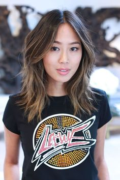 The Raddest Haircuts To Get This Fall #refinery29 http://www.refinery29.com/2016/09/121786/fall-hairstyles-la-salons-trends#slide-10 Stylist: Anh Co TranSalon: Ramirez | TranWhat to ask for: A mid-length shag cut with lots of layers.Looking for an on-trend shag but not so sure about bangs? Tran is <a hre...