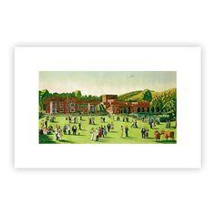 Glyndebourne Shop - 1960 Glyndebourne Festival Programme Cover by Osbert Lancaster, £20.00 (https://www.glyndebourneshop.com/1960-glyndebourne-festival-programme-cover-by-osbert-lancaster/)
