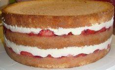 Tarun Taikakakut: Paras sokerikakkupohja, ohje ja vinkkejä! Food N, Food And Drink, Baking Recipes, Dessert Recipes, Summer Cakes, Pastry Cake, Sweet And Salty, Cheesecake, Deserts