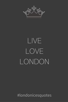 #quotes #london London Quotes, London Instagram, London Look, Dream City, Vacation Pictures, London Calling, Live Love, London Travel, London England