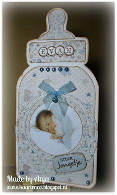 Kaart en Co: Babyfles van DutchDoobadoo.