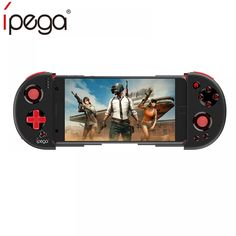 iPEGA PG - 9087 Extendable Bluetooth Wireless Controller Gamepad Joystick for iOS Android Smartphones TV Box Windows Android Phone, Ios Phone, Game Controller, Tv Box, Red Knight, Smartphone, Gear Best, Accessoires Iphone, Usb