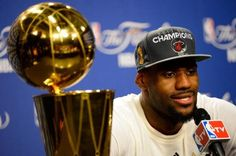 Lebron James won his first championship as a member of the Miami Heat, defeating Kevin Durant and the Oklahoma City Thunder