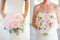 Soft-and-Romantic-Wedding-Bouquets this is what I'd love to make for @Noelle Ruddy- what do you think? needs more texture??