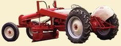 Ford Farm Tractors 8N 9N