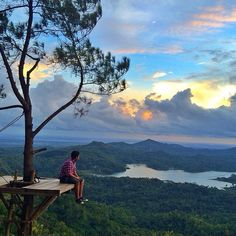 23 Of The Best Places In Indonesia To Relax And Switch-Off, Kalibiru Yogyakarta, Indonesia Oh The Places You'll Go, Places To Travel, Places To Visit, Wonderful Places, Beautiful Places, Amazing Places, Paradise Island, Asia Travel, Travel List