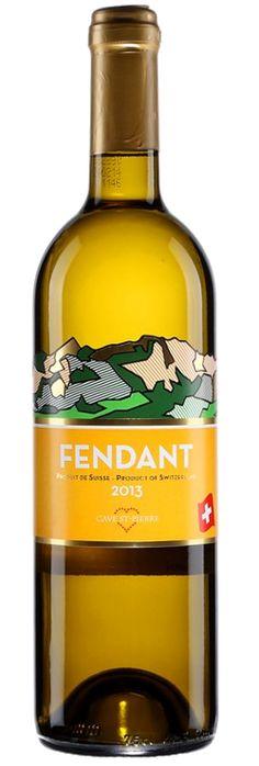 Les Vins Schenk SA - Cave St-Pierre Fendant du Valais - Code SAQ:903096
