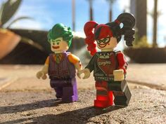 Joker and Harley Joker Y Harley Quinn, Joker Costume, Lego Batman Movie, Lego Dc, Beagles, Rogues, Gotham, Marvel Dc, Birthday Ideas