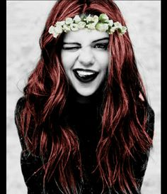 Selena gomez rad hair