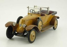 Wooden Toy Car | The Donald Kaufman Toy Car and Truck Collection