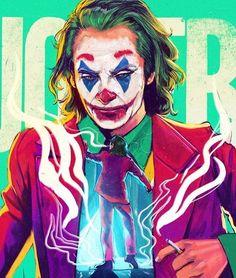The Joker fan art by Comic Del Joker, Le Joker Batman, Der Joker, Batman Art, Joker And Harley Quinn, Batman Arkham, Batman Robin, Joaquin Phoenix, Dc Comics