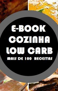 Encontre dezenas de receitas, artigos e ideias sobre Dieta Low Carb.