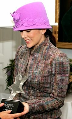 Crown Princess Mary of Denmark, December 6, 2004