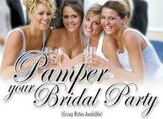 Pamper your Bridal Party at Herbal Bodyworks Massage & Wellness Spa in Anderson, SC. Call 864-965-8998 for details!!