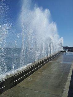 Waves at nantasket beach!