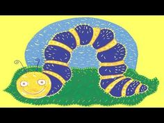 This is a great song you can sing with your children about caterpillars! It has actions as well, which makes it perfect for early learners! By 12 - 18 months your children should be really starting to enjoy songs and attempting singing! By 18 - 24 months they should be imitating the actions or finger plays in a rhyme, and by 3-4 years, beginning to perform songs and dances for others! So don't forget always to link a song to all your activities!