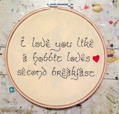 Hey, I found this really awesome Etsy listing at https://www.etsy.com/listing/217930359/i-love-you-like-a-hobbit-hoop-art