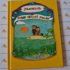 Mrkvicka.sk, detské knihy, rozprávky, Poďme hľadať poklad | Janosch