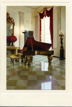 steinway grand piano in the white house i wonder if this is the one emily bear played when she was