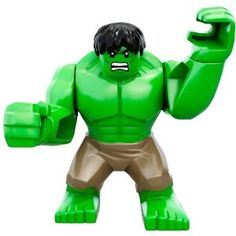 Hulk mini figure!