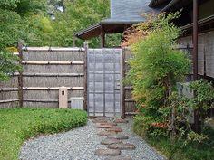 Momijiyama Garden Teahouse Path