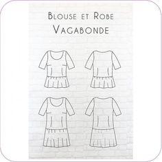 Robe/blouse Vagabonde