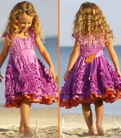 How to Make a Twirly Skirt- Twirly skirts are every little girl's dream. They are perfect for summertime, and a great sewing project for beginners. The following steps will show you how to make a twirly skirt for your favorite little girl.