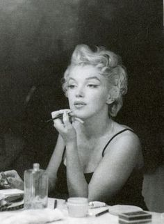 Marilyn Monroe the queen