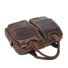 See related links to what you are looking for. Cowhide Leather, Cow Leather, Briefcase For Men, Messenger Bag Men, Laptop Bag, Satchel, Chanel, Handbags, Men's Briefcases