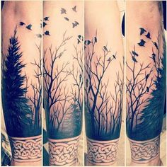 82 ideias de Tatuagem Masculina no Braço (a #32 tattoo é f*da