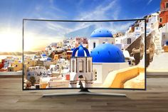 SAMSUNG LED UE40KU6100 Oferta Limitada: 487 € / 48.58 € al mes Smart TV - Curvo - UHD - Wifi http://www.materialdirecto.es/es/televisores-baratos/75123-led-samsung-40-ue40ku6100.html