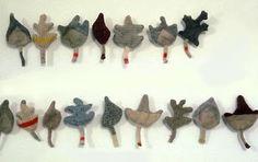 lovely textiles: janet morton (knit)