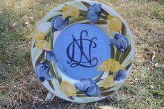 National Charity League custom platter