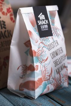 The Shack — The Dieline - Branding & Packaging