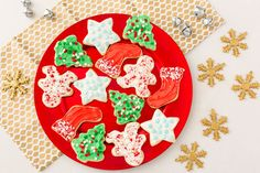 Put on your apron + make it a baking day with this Christmas cookie recipe.