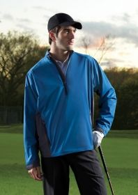 Promotional Products Ideas That Work: PARAGON MEN'S LAMINATED PERFORMANCE STRETCH WINDSHIRT. Get yours at www.luscangroup.com