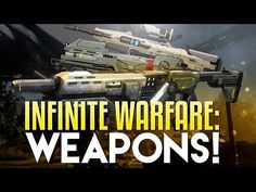 http://callofdutyforever.com/call-of-duty-gameplay/infinite-warfare-weapons-revealed-at-e3-also-grenades-abilities-and-spaceships/ - Infinite Warfare: Weapons Revealed At E3! (Also Grenades, Abilities, and Spaceships)  E3 VR Tour: https://www.youtube.com/watch?v=-Rr3f2YyOeA Call of Duty: Infinite Warfare had a private screening of some extra levels at E3 that showed off a lot of new weapons and gear. In this video I will talk a lot about the tracking shotgun, AR/Sniper hybri