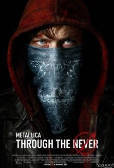 Metallica Through the Never İzle