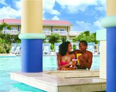 Swim up Bar at St. Kitts Marriott Resort & The Royal Beach Casino, oh yes see you soon